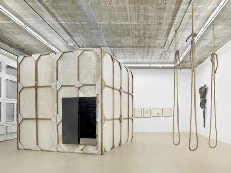 The Historical Box at Hauser + Wirth