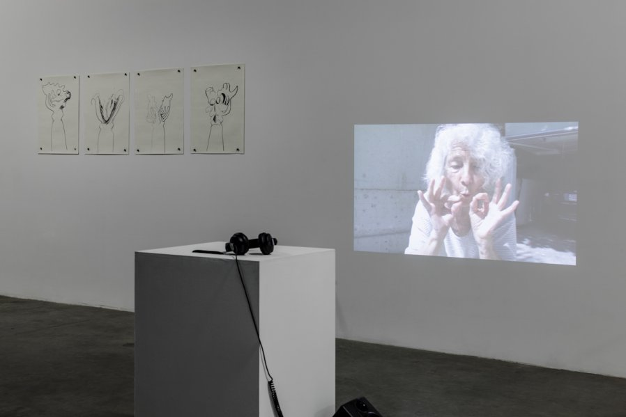 Song of the Vowels 2012  Installation View  Photo: Fredrik Nilsen
