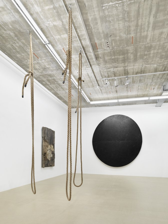 The Historical Box Zurich 2011 Installation View Image courtesy of Hauser & Wirth