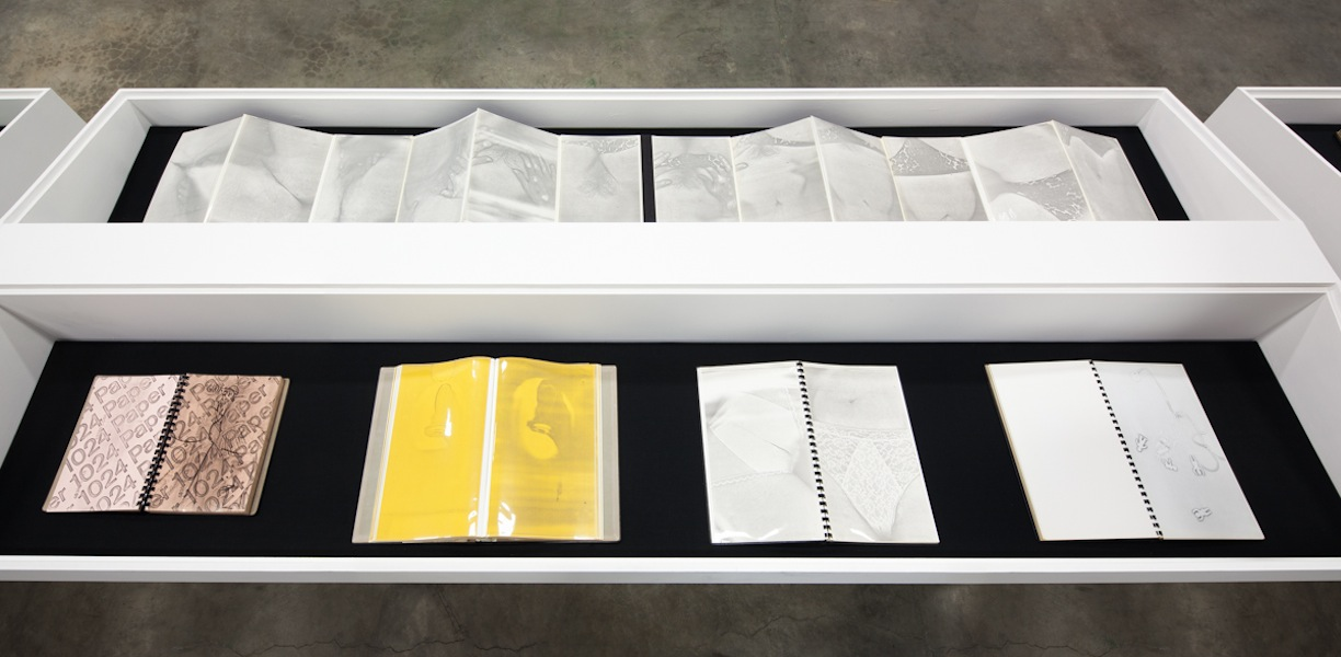 XEROX: Barbara T. Smith 1965-66 Coffins Installation View  2013 Photo: Fredrik Nilsen