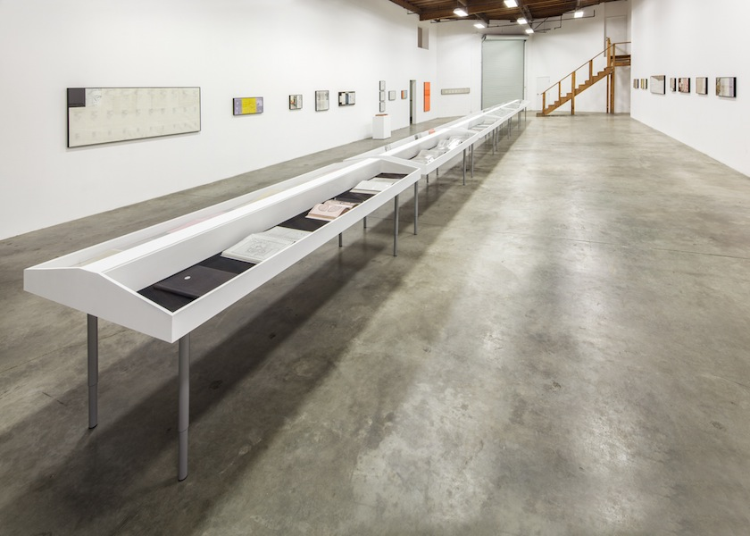 XEROX: Barbara T. Smith 1965-66 Installation View  2013 Photo: Fredrik Nilsen